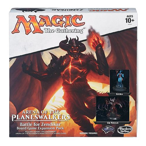 Magic: The Gathering - Arena of the Planeswalkers: Battle ... Planeswalker Arena Expansion