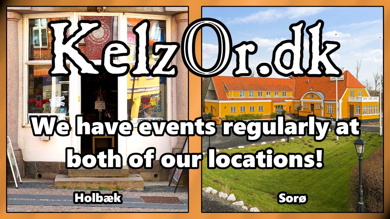 Events at Kelz0r!