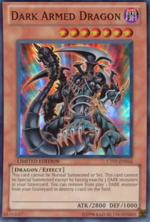Dark Armed Dragon (Yugioh Promos) | Kelz0r.dk