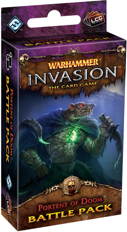Warhammer invasion lcg deluxe expansion assault on for Portent magic